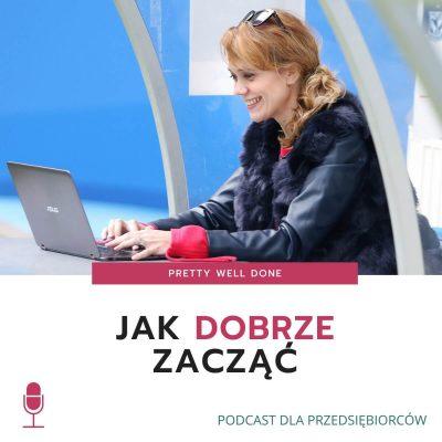 karolina brzuchalska podcast dla przedsiębiorców